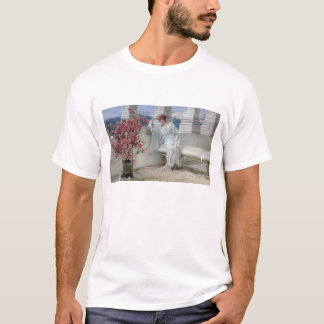Alma-Tadema | Her eyes are with her thoughts� T-Shirt