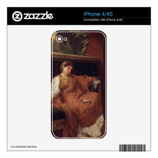 Alma-Tadema | Lesbia Weeping over a Sparrow iPhone 4S Skin