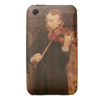 Alma-Tadema | Maurice Sons playing the Violin iPhone 3 Case-Mate Case