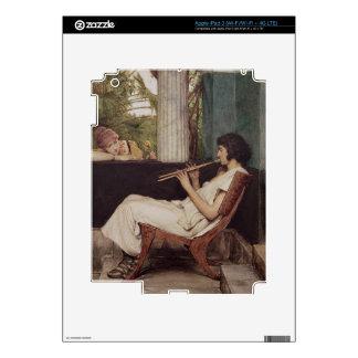 Alma-Tadema | Music Hath Charms iPad 3 Decals