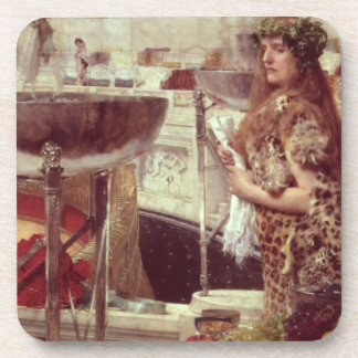 Alma-Tadema | Preparations in the Colosseum, 1912 Drink Coaster