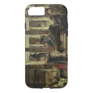 Alma-Tadema | Roman Art Lover, 1870 iPhone 8/7 Case