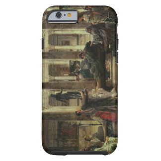 Alma-Tadema | Roman Art Lover, 1870 Tough iPhone 6 Case