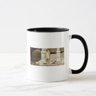 Alma-Tadema | Roman Fisher Girl, 1873 Mug