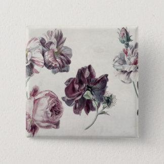 Alma-Tadema | Roses Button