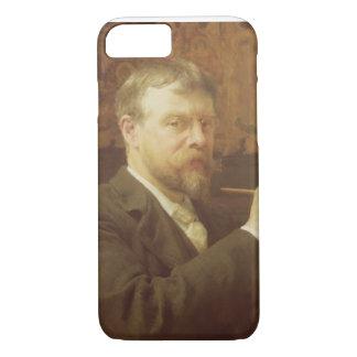 Alma-Tadema | Self Portrait, 1897 iPhone 8/7 Case