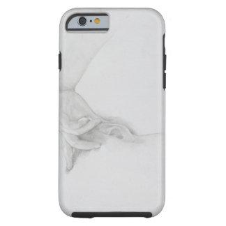 Alma-Tadema | Study for 'Thermaie Antoniniane' Tough iPhone 6 Case