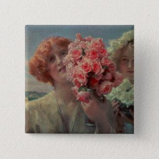 Alma-Tadema | Summer Offering, 1911 Button