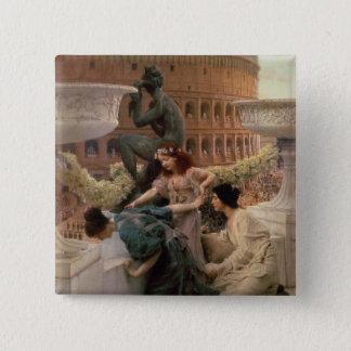 Alma-Tadema | The Coliseum, 1896 Button