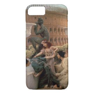 Alma-Tadema | The Coliseum, 1896 iPhone 8/7 Case