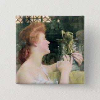 Alma-Tadema | The Golden Hour, 1908 Button