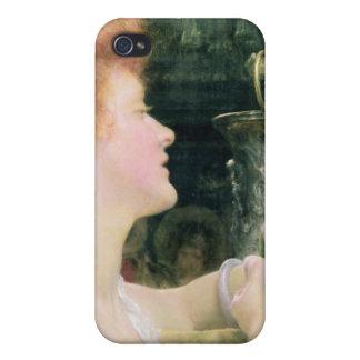 Alma-Tadema | The Golden Hour, 1908 iPhone 4 Case