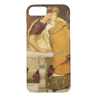 Alma-Tadema | The Mirror, 1868 iPhone 8/7 Case