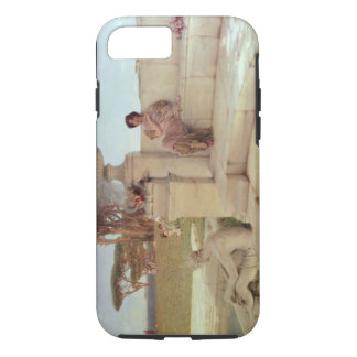 Alma-Tadema | The Voice of Spring, 1908 iPhone 7 Case
