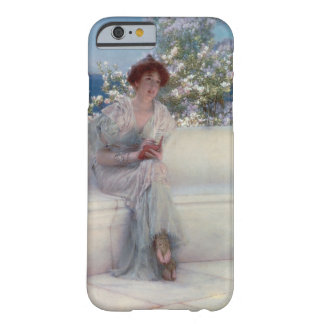 Alma-Tadema | The Year is at the Spring Barely There iPhone 6 Case