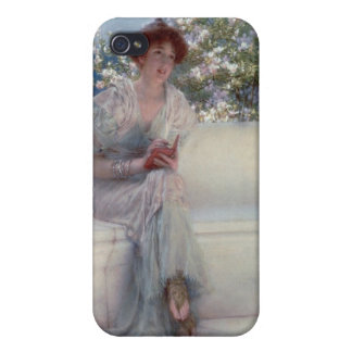 Alma-Tadema | The Year is at the Spring iPhone 4/4S Covers