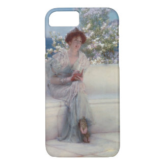 Alma-Tadema | The Year is at the Spring iPhone 8/7 Case