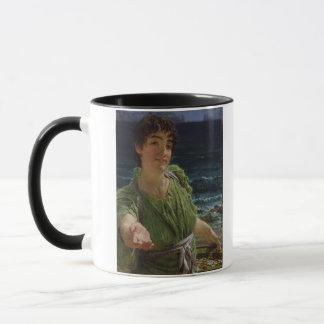 Alma-Tadema | Una Carita, 1883 Mug