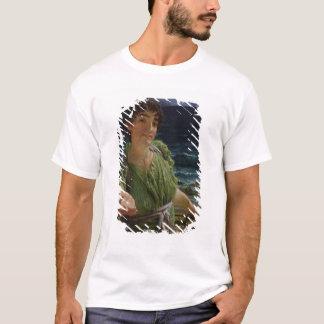 Alma-Tadema | Una Carita, 1883 T-Shirt