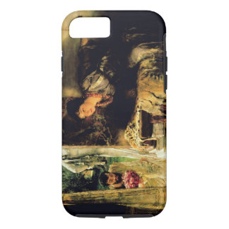 Alma-Tadema | Welcome Footsteps, 1883 iPhone 7 Case