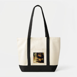 Alma-Tadema | Welcome Footsteps, 1883 Tote Bag