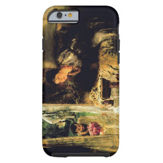 Alma-Tadema | Welcome Footsteps, 1883 Tough iPhone 6 Case
