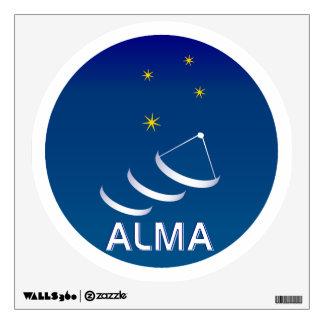 ALMA WALL DECAL