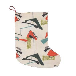 Almacenamiento atómico moderno del navidad de los calcetín navideño pequeño