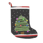 Almacenamiento del navidad del árbol de navidad