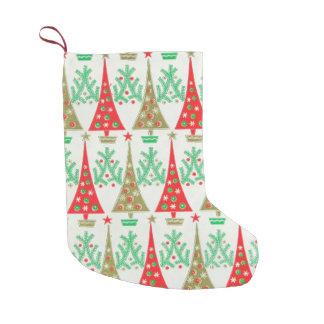 almacenamiento del navidad del árbol de navidad calcetín de navidad pequeño