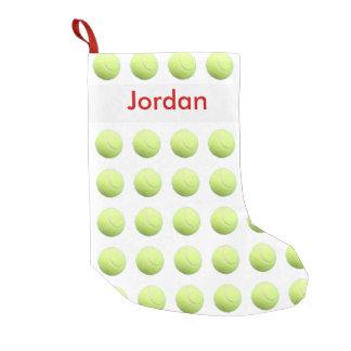Almacenamiento del navidad del tenis bota navideña pequeña