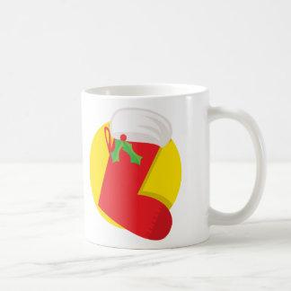 Almacenamiento del navidad tazas de café