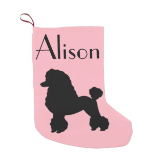 almacenamiento rosado del navidad de la falda del calcetín navideño pequeño