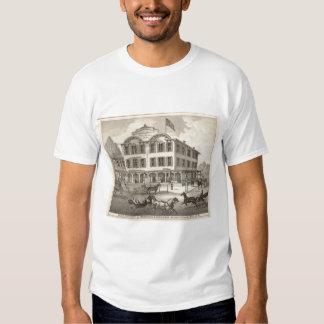 Almacene la propiedad de Wainright y de Errickson Camisas