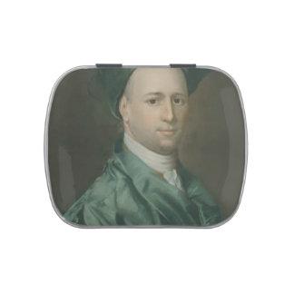 Almacenista de John Singleton Copley- Ebenezer Frascos De Dulces