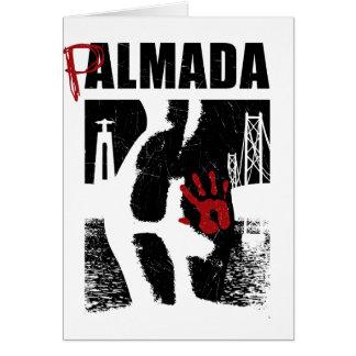 Almada Greeting Card
