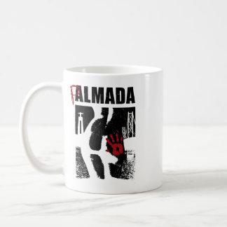 Almada Classic White Coffee Mug