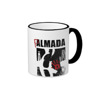 Almada Ringer Coffee Mug