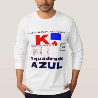 ALMADA NEGREIROS (THE BLUE SQUARE) Apparel T-Shirt