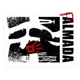 Almada Postcard