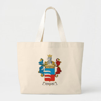 Almade Family Hungarian Coat of Arms Canvas Bag