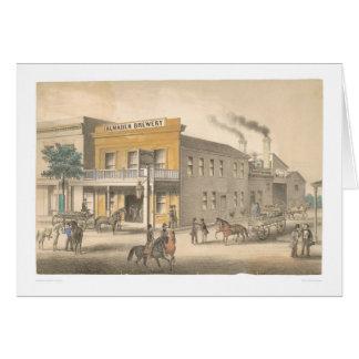 Almaden Brewery (0017B) Card