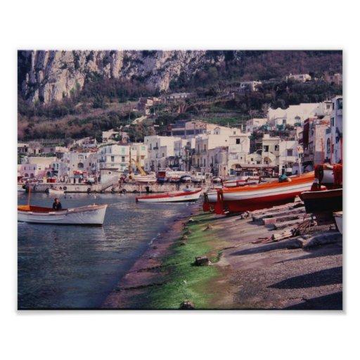 Almalfi Coast, Italy Photo Print