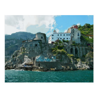 Almalfi Coast Postcard