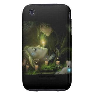 Almas compartidas tough iPhone 3 carcasas