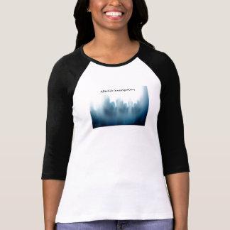 Almas de la vida futura tee shirts