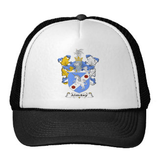 Almasy 3 Family Hungarian Coat of Arms Trucker Hat
