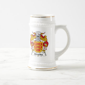 Almeida Family Crest Coffee Mugs