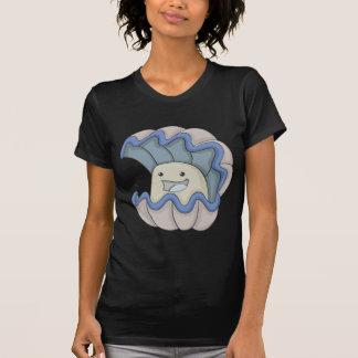 Almeja gigante feliz camisetas