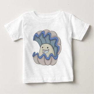 Almeja gigante feliz tshirts